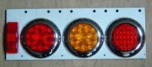 55432(R-A-後霧R)+框+1490R 白鐵3孔-左