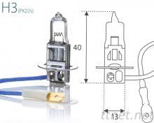 H3-24V Clear汽車燈泡