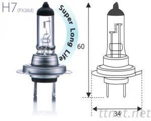 H7-24V Clear汽車燈泡